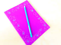 notebook cover design tutorial life athon