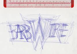 tenth letter of the alphabet anatomy of a logo barb wire