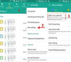 how to make your number on android how to make your phone number appear as a number on others