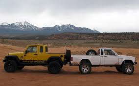 jeep truck conversion independence day we drive the mopar jeep jk 8 pickup truck