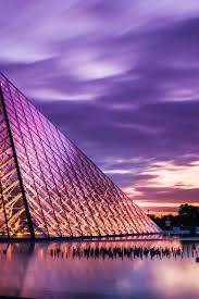 louvre museum at sunset wallpapers download 640x960 louvre museum louvre paris france sunset