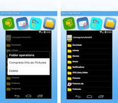 unzip for android apk zip maker unzip files folder apk version 1 3 zip