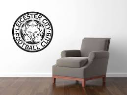 leicester city fc wall stickers for fans free shipping worldwide product description leicester city fc wall stickers