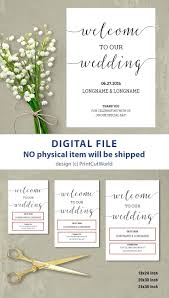 wedding welcome sign template template wedding script template welcome sign minimalist modern