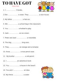 to have interactive worksheet