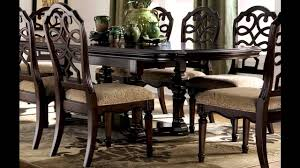Ashley Dining Room Sets Ashley Owingsville Round Pedestal Dining Room Table In Two Tone