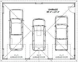 average 3 car garage size average size detached car garage 3 square feet dimensions metal