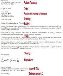 layout of business letter writing format a professional business letter with these tips business
