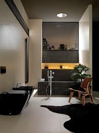 schwarze badezimmer ideen 105 bad design ideen für mehr stimmung stil und wellness
