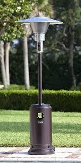 fire sense patio heater parts amazon com fire sense 62211 hammered bronze prime round patio