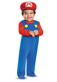 Monsters Inc Infant Halloween Costumes by Mario Halloween Costumes