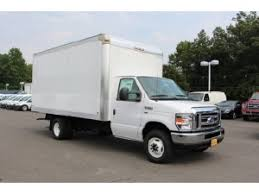 ford e series box truck ford box truck trucks for sale with dejana bodies in