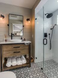 Bathroom With Corner Shower Bathroom Simple Bathroom Idea With Corner Shower Enclosure