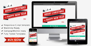 happy new year u2013 responsive email templates by owltemplates