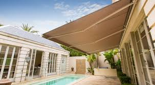 Awning Blinds Retractable Folding Arm Awnings Kresta New Zealand