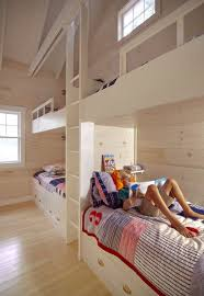 Maine Bunk Beds Wood Bunk Beds Bunk Bed Bedrooms And Spaces