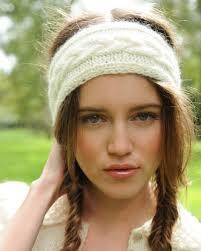 knitted headband pattern diana headband knitting pattern purl alpaca designs