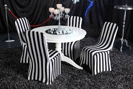 black and white chair covers spandex chair covers