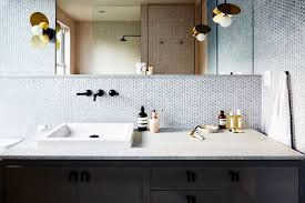 bathroom tile trends step aside subway tile these 2018 trends are on the rise mydomaine