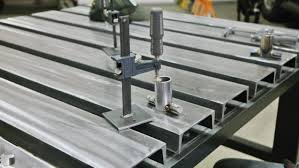 Strong Hand Welding Table Metal Welding Table Top Home Table Decoration