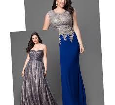 prom dresses tips for plus size fashion dresses