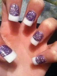 214 best french manicure types images on pinterest french