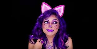 Cheshire Cat Halloween Costume Cheshire Cat Makeup Tutorial Cheshire Cat Halloween Costume 2015