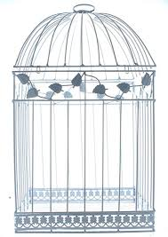 wedding gift card holder express white birdcage wedding gift card holder