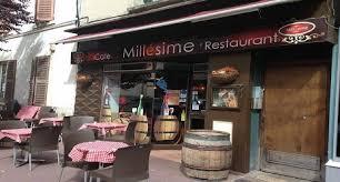 cuisine bourg en bresse 1 repas offert au restaurant le millésime café bourg en bresse