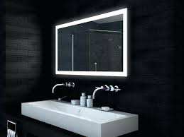 Illuminated Bathroom Mirrors With Shaver Socket Lit Bathroom Mirror 2 Illuminated Bathroom Mirrors With Shaver