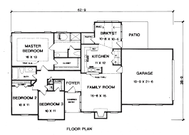 Builders House Plans by Prescott House Plans Floor Plans Architectural Drawings