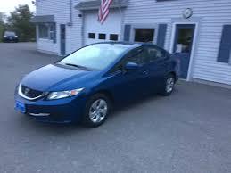 2014 honda civic lx 4dr sedan cvt in houlton me clarks auto