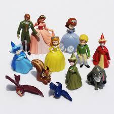 aliexpress buy 12pcs lot sofia pvc figure toys