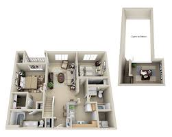 Jefferson Floor Plan by Floor Plan Availability At Jefferson At Marina Del Rey Marina