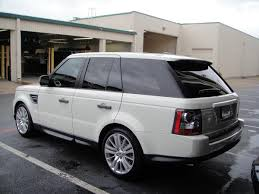 white range rover sport just picked up 2010 range rover sport