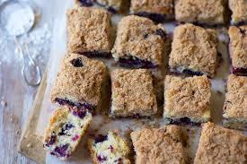 blueberry buckle coffeecake recipe king arthur flour