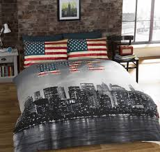 American Flag Comforter Set American Bedding Ebay