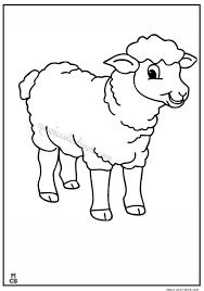 shaun sheep free printable coloring pages 03