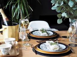 top tips for how to style a dining table