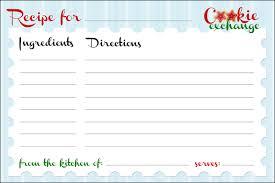 free printable recipe pages recipe sheet templates etame mibawa co