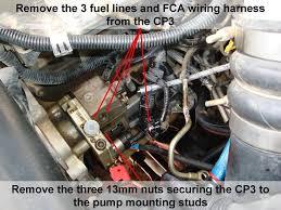 Dodge Ram Cummins Lift Pump - cp3 leak help page 2 dodgeforum com