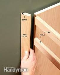 Face Frame Kitchen Cabinets by Face Frame Cabinet Building Tips Face Framing Plywood And Face
