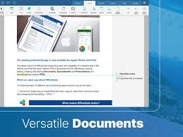 Best App To Store Business Cards Officesuite Office Editor On The App Store