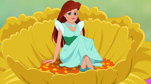 thumbelina movie princess fairy tales bedtime stories