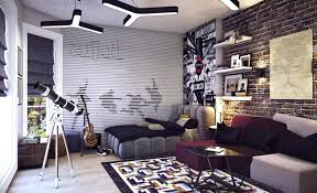 cool boy rooms perfect home decor terrific teen boys room ideas