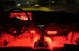 Automotive Led Light Strips How To Install Led Light Strips In Car Lamps And Lighting By Iadpnet