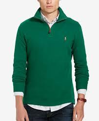 macy s ralph sweaters polo ralph s estate rib half zip sweater sweaters