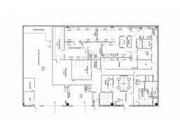 plan d une cuisine de restaurant aménagement d une cuisine centrale à cimaise architectes