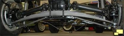 corvette rear suspension 1963 corvette c2 chassis details