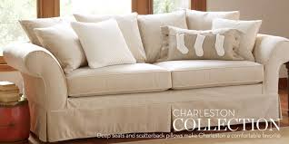 pottery barn charleston grand sofa charleston cant wait to get this for the home pinterest